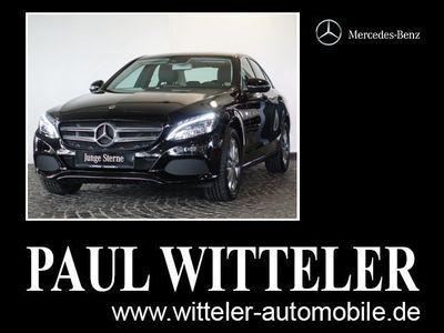 gebraucht Mercedes C400 4MATIC Avantgarde/ILS/Rückfahrk./Navi/Park