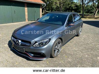gebraucht Mercedes C63 AMG AMG T-Model Performance Sportsitze