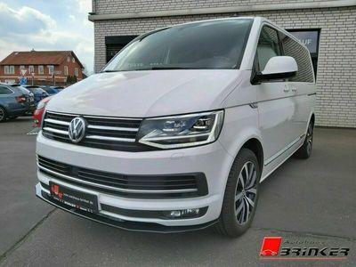 gebraucht VW Multivan T6 2.0 TDIHighline DSG AHK,Navi Klima