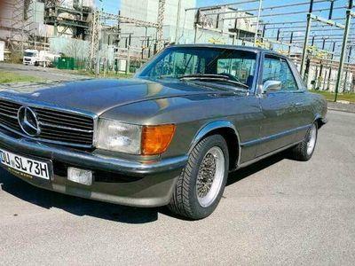 gebraucht Mercedes 450 Mercedes SLCV8 H Kennzeichen