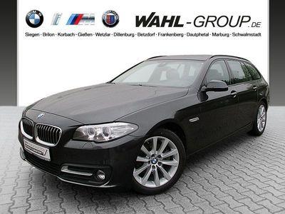 gebraucht BMW 520 d Touring HiFi Navi Prof. Klimaaut. Shz PDC