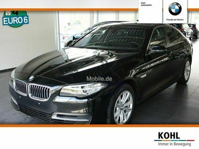 gebraucht BMW 528 i Limousine Automatik Navi