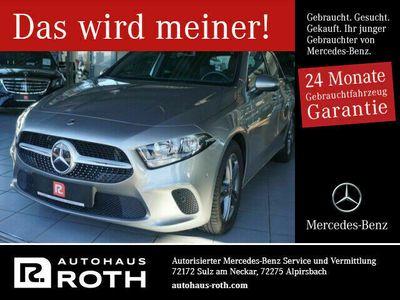 gebraucht Mercedes A180 d Progr. 7G-DCT Navi-Premium Lenkradhzg. Autom.