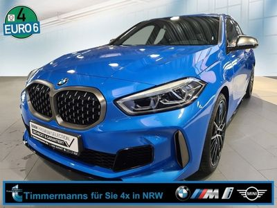 gebraucht BMW M135 i xDrive Sport Aut. Klimaaut. Head-Up PDC