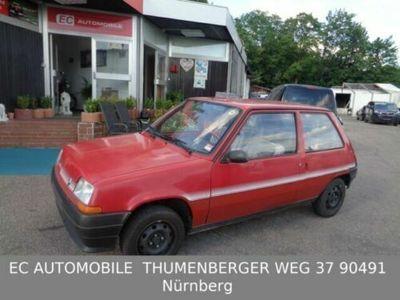used Renault R5