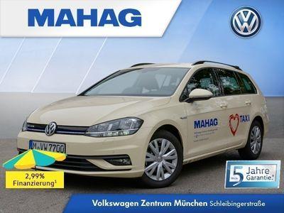 käytetty VW Golf Variant Taxi 1,4 TGI Navi Klima Multifunktionslenkrad 6-G