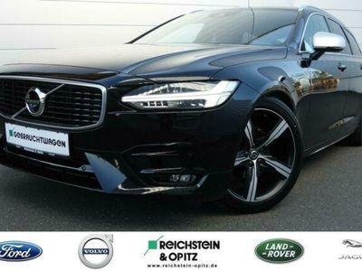 gebraucht Volvo V90 D4 Geartronic R-Design +BLIS/vollLED/360°RFK
