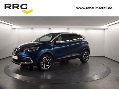 gebraucht Renault Captur BOSE-EDITION TCe 120 EDC PANORAMADACH