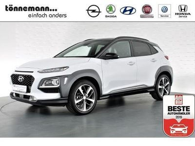 gebraucht Hyundai Kona 1.0 Style T-GDi, Parkpilot, LED-Scheinwerfer, Sitz