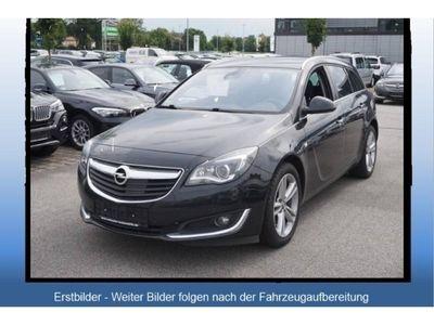 gebraucht Opel Insignia 2.0 CDTI ST Business Edition Navi Klima