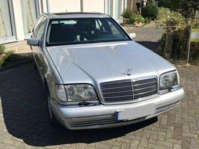 gebraucht Mercedes S300 Turbodiesel 300SD 177PS W140
