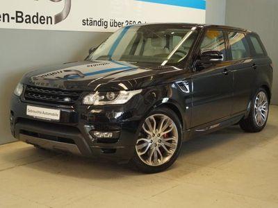 gebraucht Land Rover Range Rover Sport SDV6 HSE D Standheizung Xenon