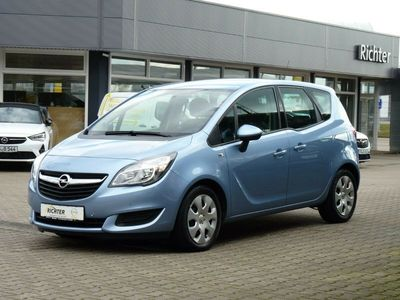gebraucht Opel Meriva Edition SITZ-& LENKRADHZG, KLIMAAUTOMATIK