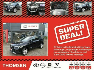 gebraucht Seat Ateca 1.5 TSI ACT Style LED Navi Android