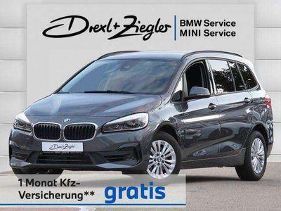 gebraucht BMW 218 Gran Tourer i DKG Advantage 7-Sitz AHK Navi