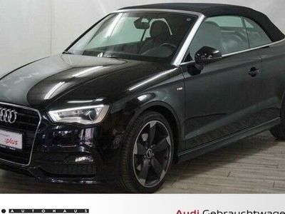 gebraucht Audi A3 Cabriolet 2.0 TDI EU6+S-LINE+XENON+PDC