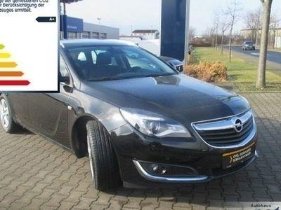 used Opel Insignia 1.6 CDTI Edition ecoFlex Euro6 DPF/BC