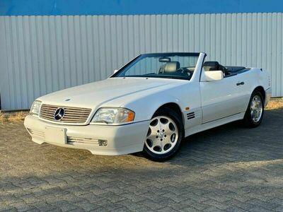 gebraucht Mercedes SL500 *4-SITZE *Klimaautomatik *Sitzheiz