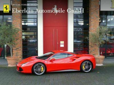 gebraucht Ferrari 488 GTB Fahrerbereich Karbon-Interieur