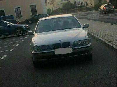 gebraucht BMW 523 E39 i tüv 10/21