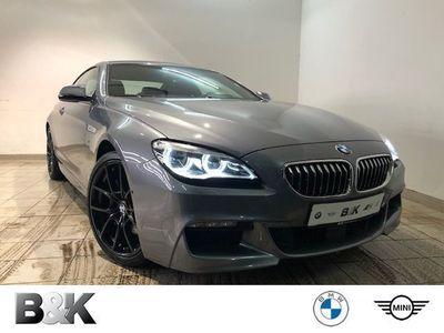 gebraucht BMW 640 d xDrive Coupé