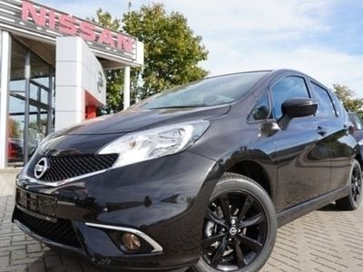 used Nissan Note 1.2 DIG-S Black Edition SHZ *SONDERMODELL*