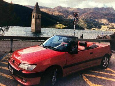 gebraucht Peugeot 306 Cabriolet 1.8 Pininfarina ohne TÜV