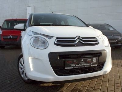 gebraucht Citroën C1 1.0 VTi 68 Feel +Klima+R/CD+Elektro-Paket