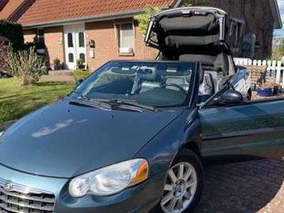gebraucht Chrysler Sebring Cabriolet 2.7 Automatik Touring