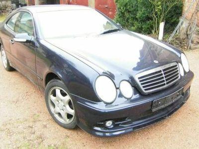 gebraucht Mercedes CLK230 mercedes benzKOMPRESSOR tüv 10.21