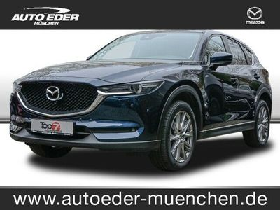 gebraucht Mazda CX-5 2.5 SKYACTIV-G 194 Signature AWD EURO 6d-TEMP