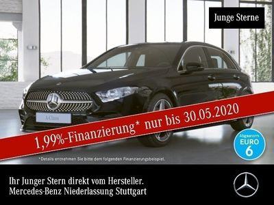 gebraucht Mercedes A200 AMG Keyl-GO Spurhalt-Ass PTS Sitzh Temp