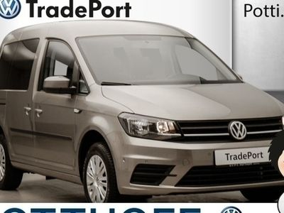 gebraucht VW Caddy Trendline 2.0 TDI Klima/Sitzheizung/PDC