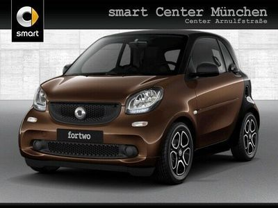 gebraucht Smart ForTwo Coupé 52kW perfect BRABUS tailor made