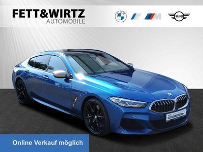 gebraucht BMW M850 xDrive GC Laser Pano Leas. ab 899,- br.o.A
