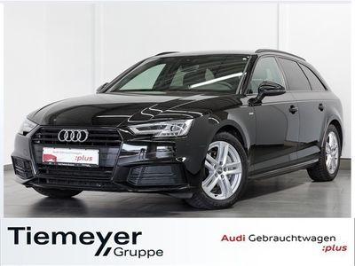 gebraucht Audi A4 Avant 2.0 TDI S LINE BLACK EDITION MMI+ LM19
