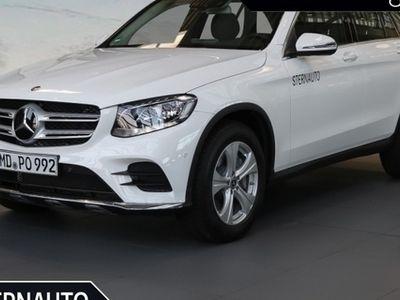 gebraucht Mercedes 220 GLC4M AMG Line Distronic RÃCam Pahrpaket