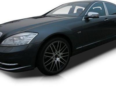 gebraucht Mercedes S600 S-Klasse Lim.(221.176)