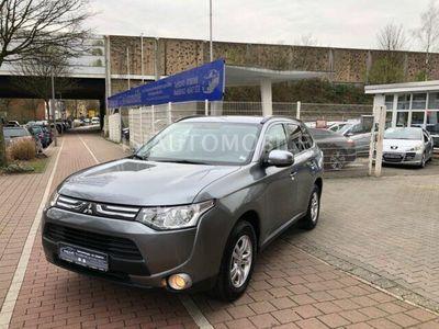 gebraucht Mitsubishi Outlander Invite ClearTec 4WD *Garantie*
