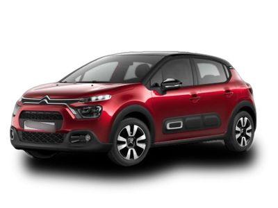 "gebraucht Citroën C3 ""Shine"" (2) AUTOMATIK, Elixir-Rot-Me..."