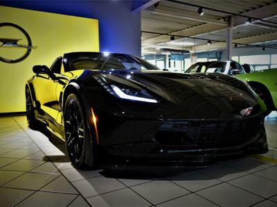 gebraucht Corvette Z06 TARGA |SCHALENSITZE|PERFORMANCE|Blaue Sitze