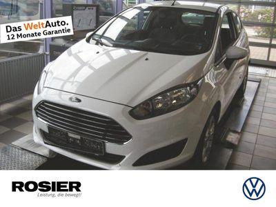 gebraucht Ford Fiesta 1.25 Sync Edition Cool&Sound SHZ Bluet