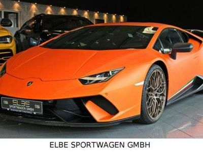 gebraucht Lamborghini Huracán HuracanPerformante LIFT ARANCIO ATHAEUS NARVI