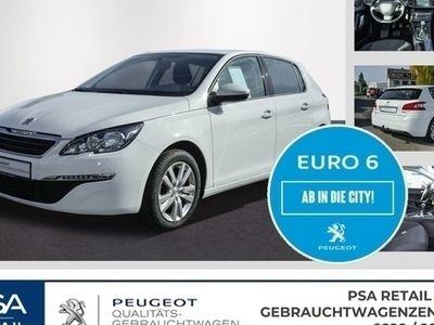 gebraucht Peugeot 308 Active PureTech 130 Benzin AHK