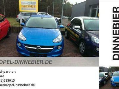 gebraucht Opel Adam Jam Gebrauchtwagen, bei Autohaus Dinnebier GmbH