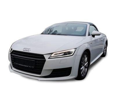gebraucht Audi TT Roadster 1.8 TFSI S line Sportpaket S-tronic