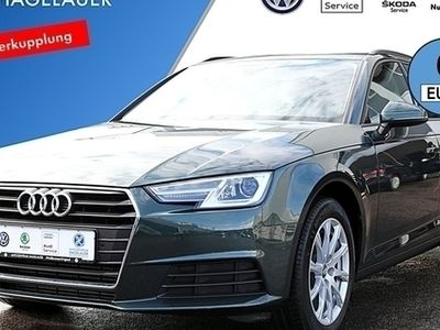 gebraucht Audi A4 Avant 2.0TFSI basis Klimaauto. LED Navi Xenon