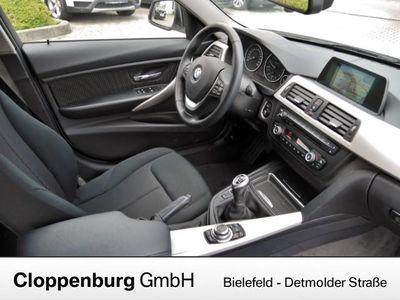 gebraucht BMW 320 d xDrive Touring NaviBusi Xenon Sitzheizung Comfort