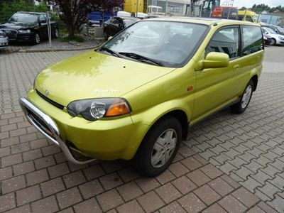 brugt Honda HR-V 1.6i 2wd Klima AHK 8-fach bereift