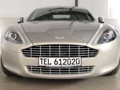 gebraucht Aston Martin Rapide DEU U-Frei S-Heft TOP Sitzbelüftung 4x 20 Zoll
